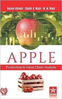 Apple: Production And Value Chain Analysis por Ahmed Et Al Nazeer