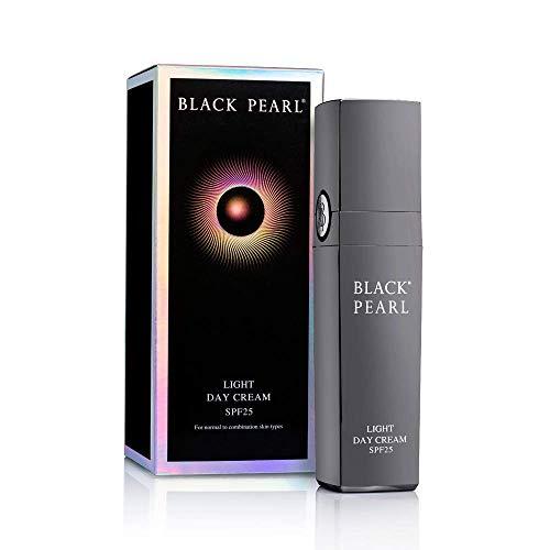 Sea Of Spa, Light Day Cream, moisturizing cream that helps to balance skin's moisture level (Night Cream Black Pearl)
