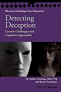 Amazon detecting lies and deceit pitfalls and opportunities detecting deception current challenges and cognitive approaches wiley series in psychology of crime fandeluxe Images