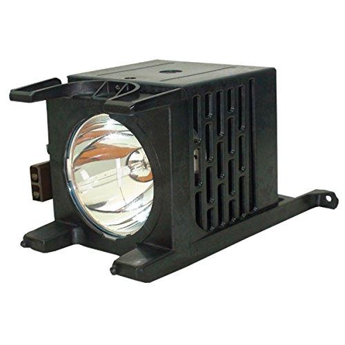 (Lytio Premium for Toshiba Y196-LMP TV Lamp with Housing 72514012 (Original OEM Bulb)
