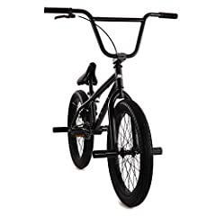 The Stealth BMX series is a great entry level complete that works well on the street, dirt, and park. Highlights include a hi-tensile steel frame with 1 1/8 standard head-tube, Stealth Alloy top load stem, Chromoly 1-pc cranks with unsealed A...
