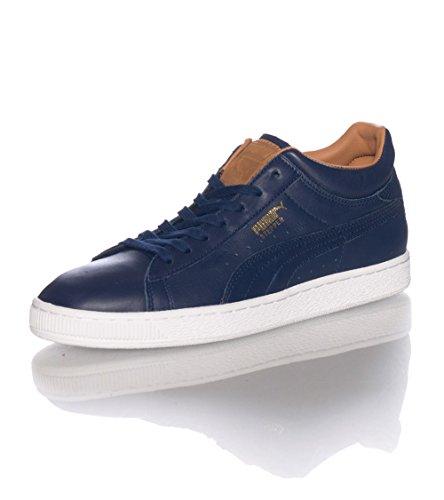 PUMA Men's Stepper Classic Citi Series Peacoat Sneaker 11 D (M)
