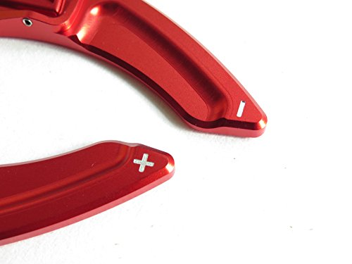 Pinalloy Red Metal Steering Paddle Shifter Extension Fit Honda Jazz Civic CRV - Buy Online in ...