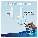Tampax Pearl Tampons, Light/Regular/Super