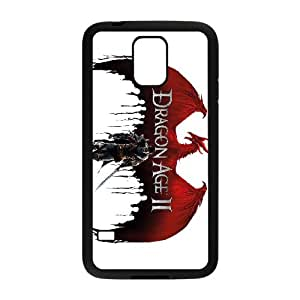 Dragon Age II Samsung Galaxy S5 Cell Phone Case Blackpxf005-3732135