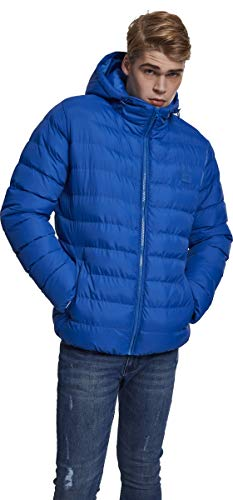 00205 Jacket Bubble Classics Giacca Urban Basic royal Blau Uomo CAZ7Oqx8w