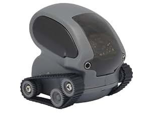 Deskpets 6320 Tankbot - Robot radiocontrol, color negro