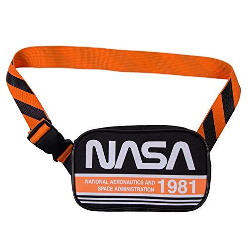 (Kids NASA Logo Fanny Pack - Youth Nasa Astronaut Fanny Pack)