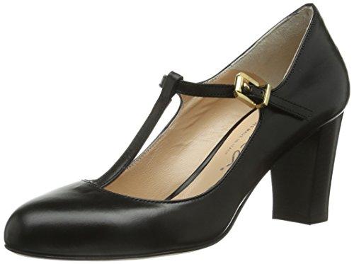 Evita Shoes - Zapatos de Vestir de cuero Mujer negro - negro