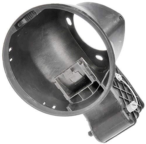 APDTY 135245 Gas Tank Fuel Filler Cap Pocket Door Housing Mounts Between Steel Filler Neck & Gas Cap Access Door Compatible With 2004-2008 Ford F150 & Lincoln Mark LT Pickup (Except 2004 Heritage) ()