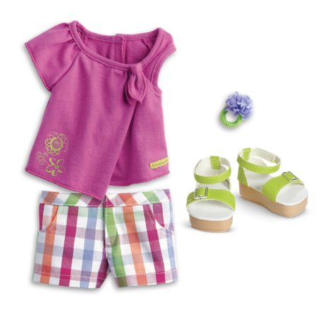 American Girl - Sunshine Garden Outfit for Dolls - My AG 2015, 18