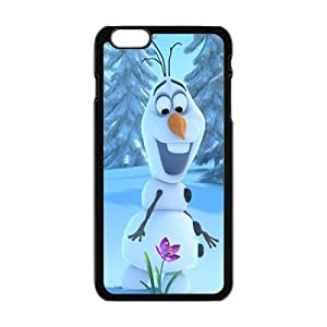 Frozen fresh snow doll Cell Phone Case for iPhone plus 6