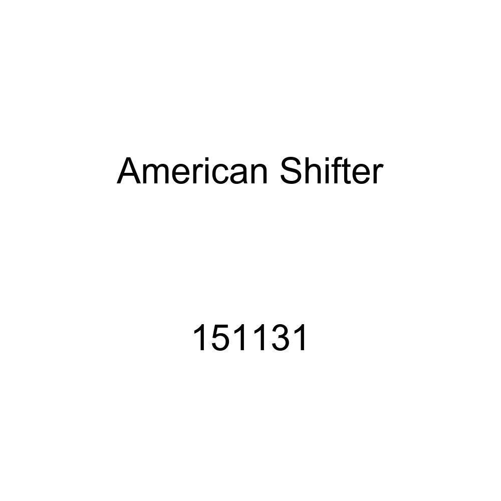 Yellow Cobra American Shifter 151131 White Retro Shift Knob with M16 x 1.5 Insert