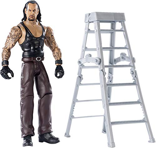 WWE Wrekkin Undertaker Action Figure (Best Of The Undertaker)