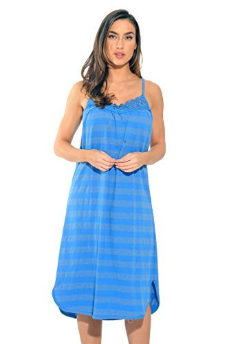 Just Love Cotton Spaghetti Nightgown product image