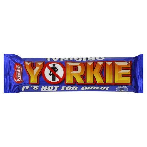 Nestle Yorkie Original Milk Chocolate