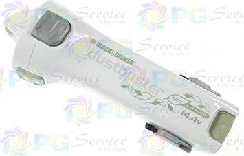 Black & Decker - Boquilla punta aspirador de mano Dustbuster DV1410, 14,4 V: Amazon.es: Bricolaje y herramientas