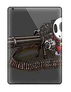 Cute Appearance Cover/tpu XNZGRQu4245AVbyi Gun Video Game Case For Ipad Air