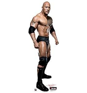 The Rock - WWE - Advanced Graphics Life Size Cardboard Standup