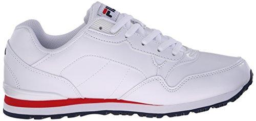 Calzado De Running Fila Mujeres Berro Blanco / Fila Navy / Fila Red