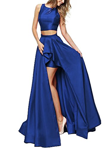 Light Damen Schulterfrei Tasche Ab Blau Schulter Aiyana Langes A Elegantes Blue mit Perlen Abendkleid Ballkeider Linie qCTFwwzdU