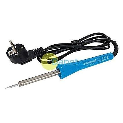 dapetz Soldador 25W Unión Europea eléctrico Circuito ordenador Reparar Cableado cables