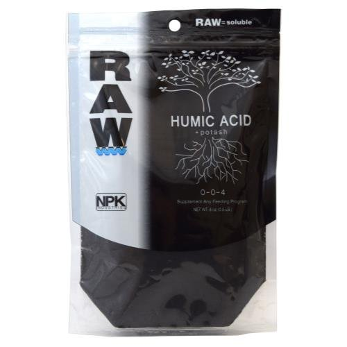 RAW Humic Acid 8 oz ()