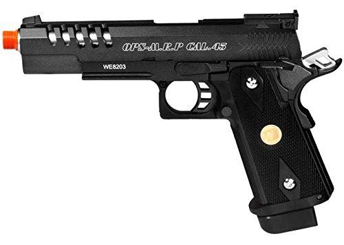 we hi-capa 5.1 k full metal airsoft gas pistol airsoft gun(Airsoft Gun) by WE