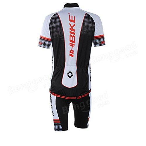 Bazaar Vélo vélo Bike Shorts vêtements respirant jersey m-xl