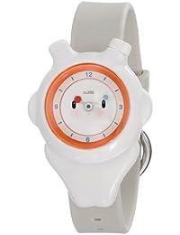 Kids AL23001 Space-Bimba Polyurethane White Designed by Miriam Mirri Watch