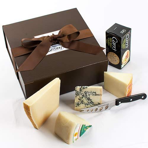 Italian Cheese Sampler in Gift Box (2 pound)
