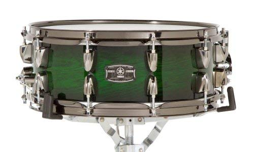 Yamaha LNS-1455EWS 14-Inch Live Custom Snare Drum Emerald Shadow Sunburst [並行輸入品]   B07MDQ3XG5