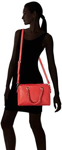 LIU JO ANNA BOSTON BAG A66003E0087-81550 Aurora red