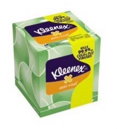Tissue Facial Kleenex - Item Number 25836 - 27 Pack / Case -