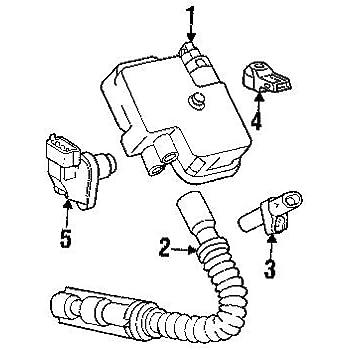 Amazon Com Mercedes Benz 004 153 69 28 Engine Camshaft Position