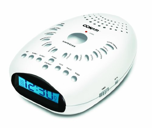 Conair SU7 Soothing Sounds and Relaxation Clock Radio