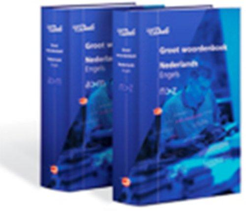 Van Dale Groot woordenboek Nederlands - Engels : Van Dale Comprehensive Dutch - English Dictionary allerlei (English and Dutch Edition)