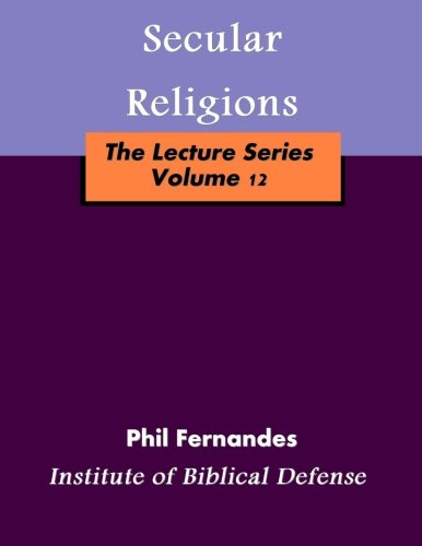 Download Secular Religions (The Lecture Series) (Volume 12) ebook