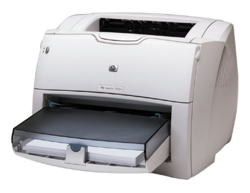 HP LaserJet 1300N Printer (Certified ()