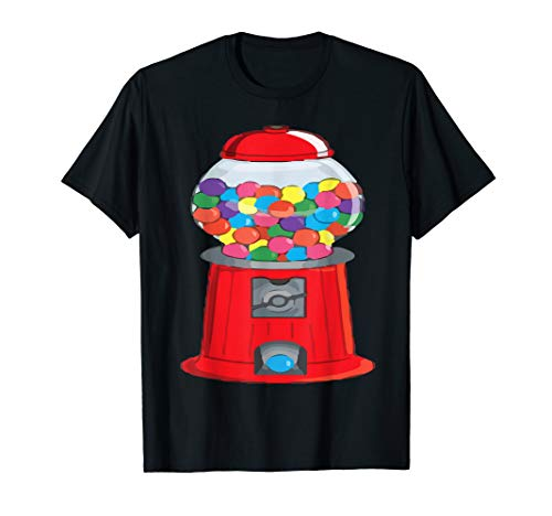 Gumball Machine Bubblegum Halloween Costume -