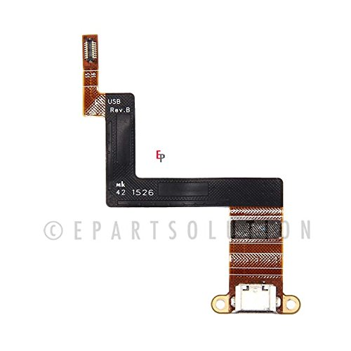 ePartSolution_USB Charger Charging Port Dock Connector USB Port Flex Cable for BlackBerry Classic Q20 SQC100-2 Replacement Part USA Seller