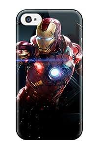 Best New Avengers Skin Case Cover Shatterproof Case For Iphone 4/4s