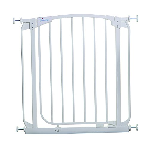 Gate Standard Package - Dreambaby Chelsea Auto Close Security Gate in White