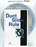 ACCA Duct Calculation Slide Rule -  BBS