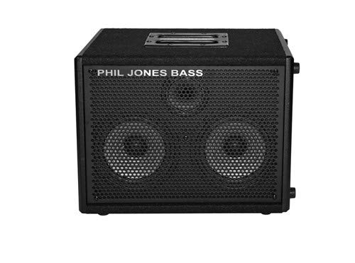 Phil Jones Bass Cab 27 200-Watt 2x7