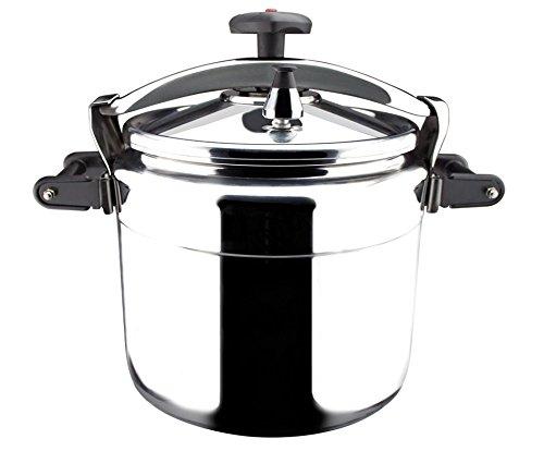 Magefesa Chef Aluminum, 23-Quarts, Fast Pressure Cooker (Chefs Design Pressure Cooker)