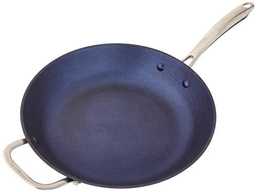 Cuisinart CIL22-30HBBN Castlite Non-Stick Cast Iron 12
