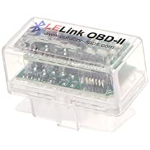 LELink Bluetooth Low Energy BLE OBD-II OBD2 Car Diagnostic Tool For iPhone/iPod/iPad