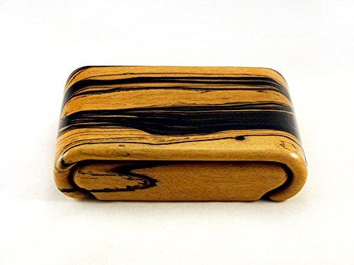 Pale Moon Ebony Box by Wood Box Art