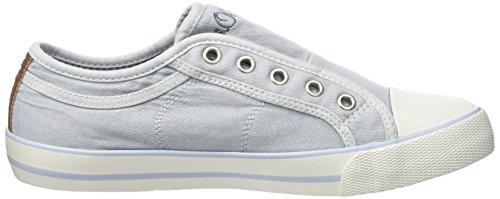 s Sneakers Lt Bleu Basses Femme Oliver Blue 810 24635 R4OqURr